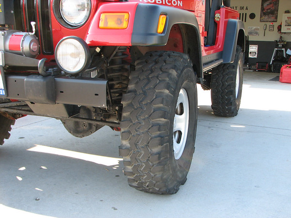 34x10 5x15 Super Swampers And Wheels Sale Or Trade Planet 4x4